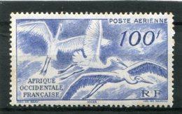 AFRIQUE OCCIDENTALE FRANCAISE  N°  13 *  PA  (Y&T)  (Charnière) - Neufs