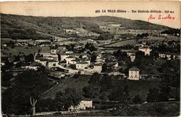 CPA La Ville Vue Generale (614465) - France
