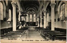 CPA La Ville L'Eglise - Vue Interieur (614467) - France