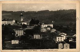 CPA La Ville Vue Generale (614468) - France