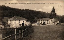 CPA La Ville Les Environs: La Buche, Les Hotels (614469) - France