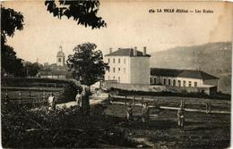 CPA La Ville Les Ecoles (614470) - France