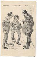 AUSTRIA HUNGARY WW1 - K.u.K. MARINEFELDPOST KRIEGSMARINE POLA, SMS VIRIBUS UNITIS, Year 1917. TRAVELED TO OSIJEK CROATIA - War 1914-18