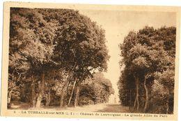 44 -  LA TURBALLE - Château De Lauvergnac  - La Grande Allée Du Parc   88 - La Turballe