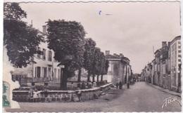 79 - BRIOUX SUR BOUTONNE - LA GRANDE RUE - LA POSTE - Brioux Sur Boutonne