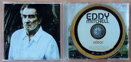 Eddy Mitchell : Héros  CD - Musique & Instruments