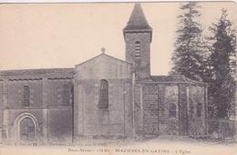 79 - MAZIERES EN GATINE - L'EGLISE - Mazieres En Gatine
