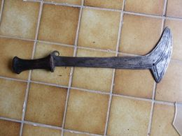 Couteau Fauçille GBAYA GABON - Arte Africano