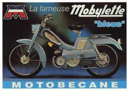 Mobylette Motobécane - Motorbikes
