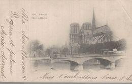 75 PARIS  NOTRE-DAME - Notre Dame De Paris