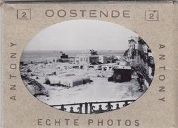 OOSTENDE / ANTONY FOTOGRAAF / 10 SNAP SHOTS VAN VERNIELINGEN TIJDENS DE OORLOG - Oostende