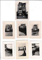 OOSTENDE / 7 KLEINE FOTO S VAN EEN WONING ANNO 1939 / OP TE ZOEKEN - Oostende