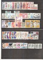 Année 1960 Complète (sauf Blocs) - Obl/gest/used (à Voir) - Usati