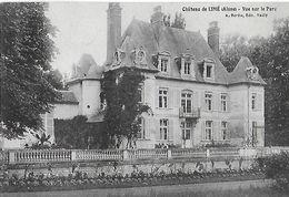 Limé. Vue Sur Le Chateau De Limé Et Le Parc. - Andere Gemeenten