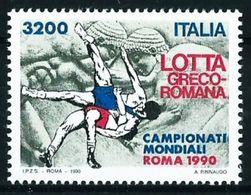 Italia Nº 1892 Nuevo - 1946-.. République