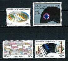 Italia Nº 1822/... Nuevo Cat.11,75€ - 1946-.. République