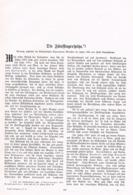 574 Josef Enzensperger Fünffingerspitze Dolomiten Artikel Mit 7 Bildern 1904 !! - Libri, Riviste, Fumetti
