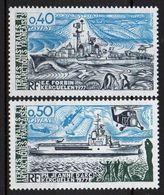 TAAF ( POSTE ) : Y&T  N°  74/75  TIMBRES  NEUFS  SANS  TRACE  DE  CHARNIERE, A  VOIR . R 1 - Terres Australes Et Antarctiques Françaises (TAAF)