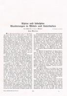 582-2 Alfred Steinitzer Rimini San Marino Artikel Mit 8 Bildern 1908 !! - Italia