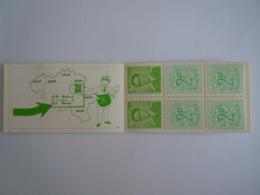 België Belgique 1972 Postzegelboekje Carnet Boudewijn Baudouin Type Marchand Haarlok Mêche B8-V4 MNH ** - Carnets 1953-....