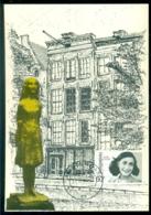 Nederland 1980 Maximumkaart Anne Frank Huis NVPH 1199 - Maximum Cards