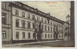 Poland - Warszawa - Varsovie - Hotel Victoria - Pologne