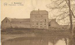Rochefort Hamerenne-La Ferme - Rochefort
