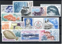 RC 17540 TAAF LOT SOUS FACIALE 68,20frs = 10,40€ NEUF ** MNH TB - Terres Australes Et Antarctiques Françaises (TAAF)