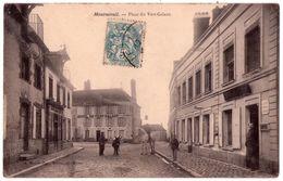 7223 - Montmirail ( 51 ) - Place Du Vert-Galant - - Montmirail