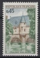 France: 1969. Y&T  N° 1602 ** MNH, Neuf(s). Cote Y&T 2020 : 0,50 € - Ungebraucht