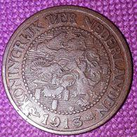 NEDERLAND :  2 1/2 CENT 1913 XF KM 150 - 2.5 Cent