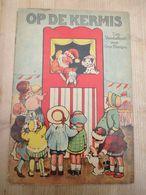 Op De Kermis Foor Cirkus Clown - Livres, BD, Revues