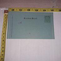 FB1647 AUSTRIA CARTOLINA DI CORRISPONDENZA KARTEN BRIEF 3 KR. - Briefe U. Dokumente