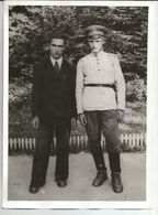 Nikolai Vaklinov - In Uniform, Partisan Killed Stracin In 1944 Year  Sx703-355 - Krieg, Militär