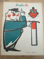 Braboke 1961 Sinterklaas Zwarte Piet - Livres, BD, Revues
