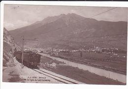 BLS LÖTSCHBERG - JJ3790 - Brigue Et La Ligne Du Lôtschberg - VS Valais