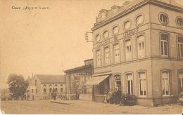Ciney Place De La Gare. Rare - Ciney