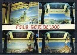 PARIS . GARE DE LYON . Voir Recto - Verso  (J518) - Ohne Zuordnung