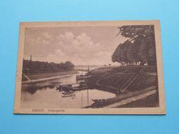 ORSOY Hafenpartie ( J. Krapohl ) Anno 1919 ( Zie Foto ) ! - Wesel
