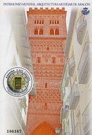 Spain - 2020 - UNESCO World Heritage Sites - Mudejar Architecture Of Aragon - Mint Souvenir Sheet - 2011-... Unused Stamps