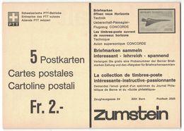 "IZ791   Carnet Complet De 5 Cartes - 2f  (40ct), Neuves ** Réclame ""Heliomalt"". - Stamped Stationery"