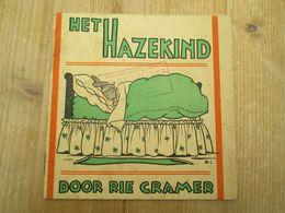 Rie Cramer Het Hazekind 12 Blz 1950 - Livres, BD, Revues