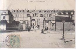 Niort  Gendarmerie  1906 - Niort
