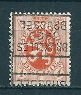 4938 Voorafstempeling Op Nr 276 - BRUSSEL 1929 BRUXELLES -  Positie D - Préoblitérés