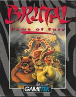 PC BRUTAL Paws Of Fury - GAMETEK - 1995 Neuf Sous Blister ! - PC-Spiele