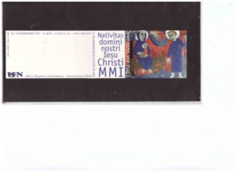 LIBR.118   -   2001 - NATALE  -   NUOVO - Booklets