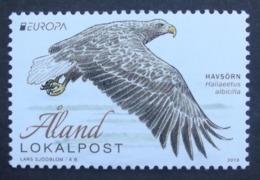 Aland    Europa  Cept   Nationale Vögel   2019    ** - 2019