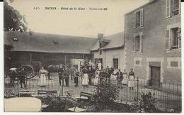 14 - 2058  -  BAYEUX  - Hotel De La Gare - Bayeux