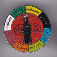 PIN DE COCA-COLA DE LAS OLIMPIADAS DE SYDNEY 2000 - ADELAIDE-MELBOURNE-DARWIN (COKE) OLYMPIC GAMES - Coca-Cola