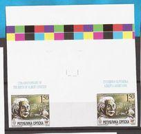 2004  RRR!!!!!!   RRR  BOSNIA REPUBLIKA SERBA EINSTEIN    SEHR SELTEN    MNH - Albert Einstein